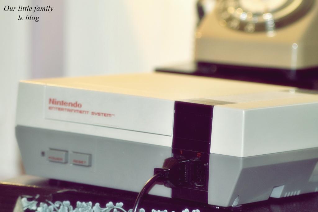 La Nintendo NES et nous