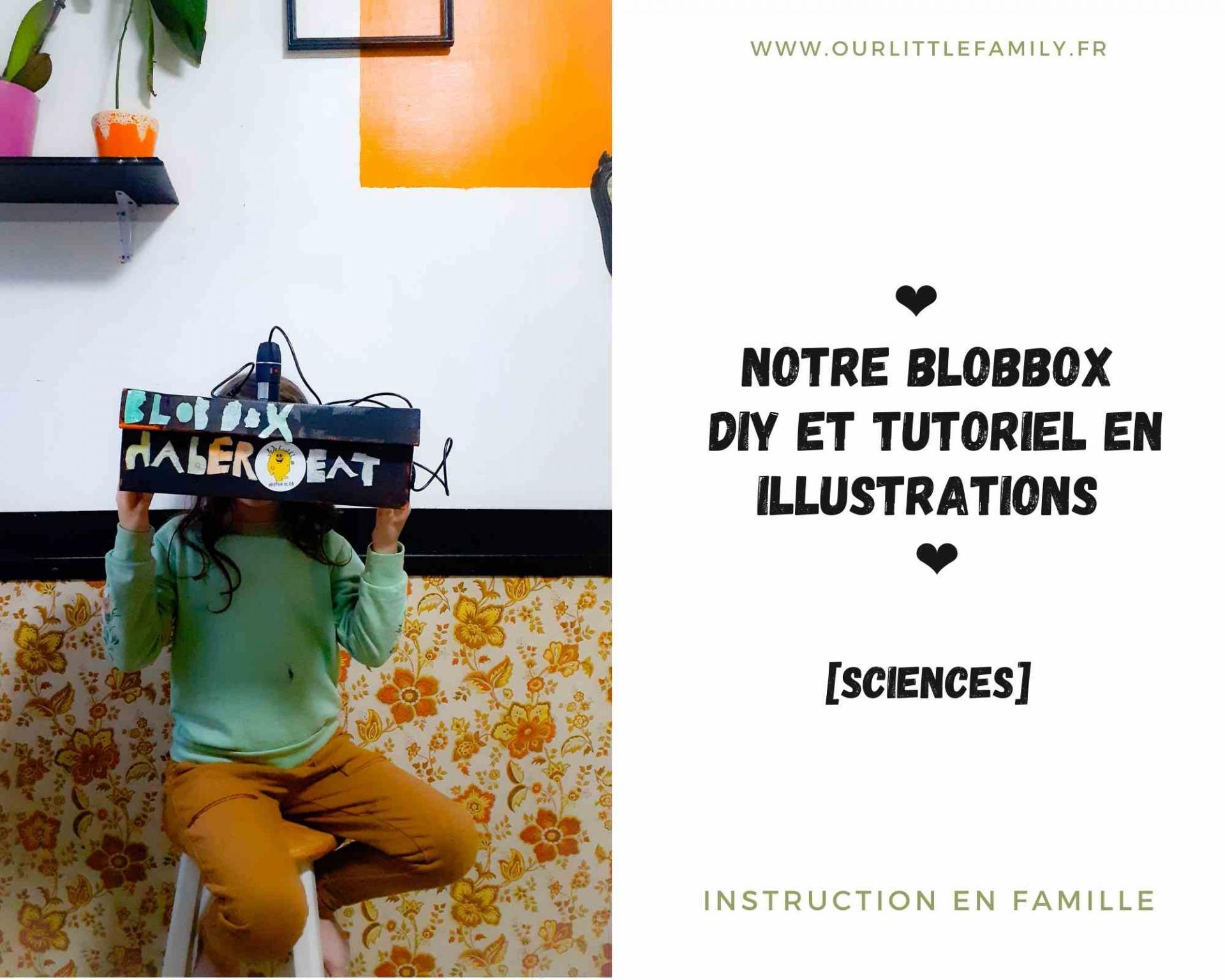 Notre blobbox diy et tutoriel en illustrations