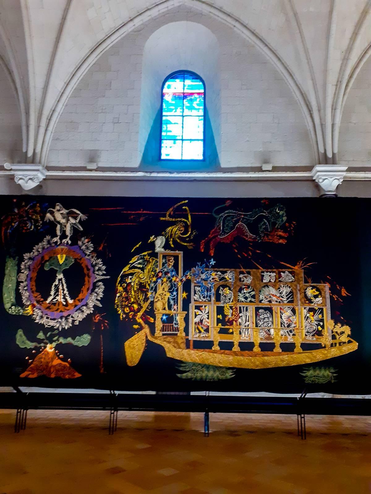 On a visite le musee jean lurcat et de la tapisserie contemporainepsx 20210627 133546