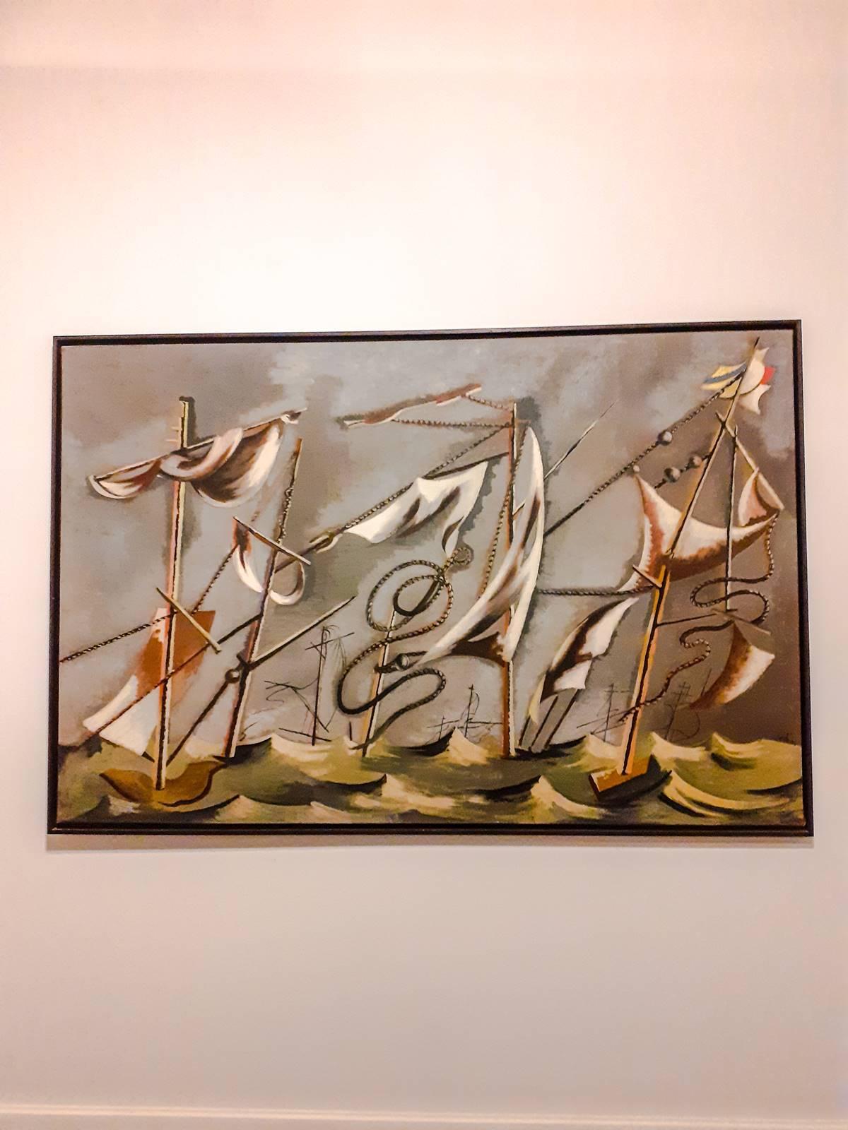 On a visite le musee jean lurcat et de la tapisserie contemporainepsx 20210627 153802