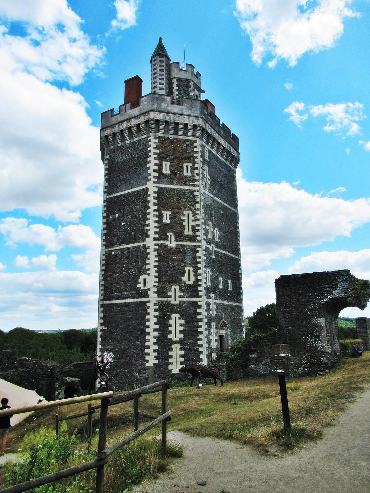 Oudon chateau