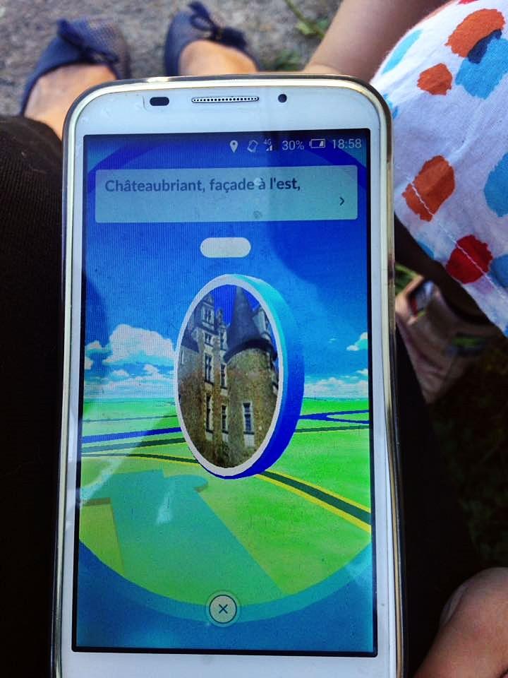 Pokemon go chateaubriant 3