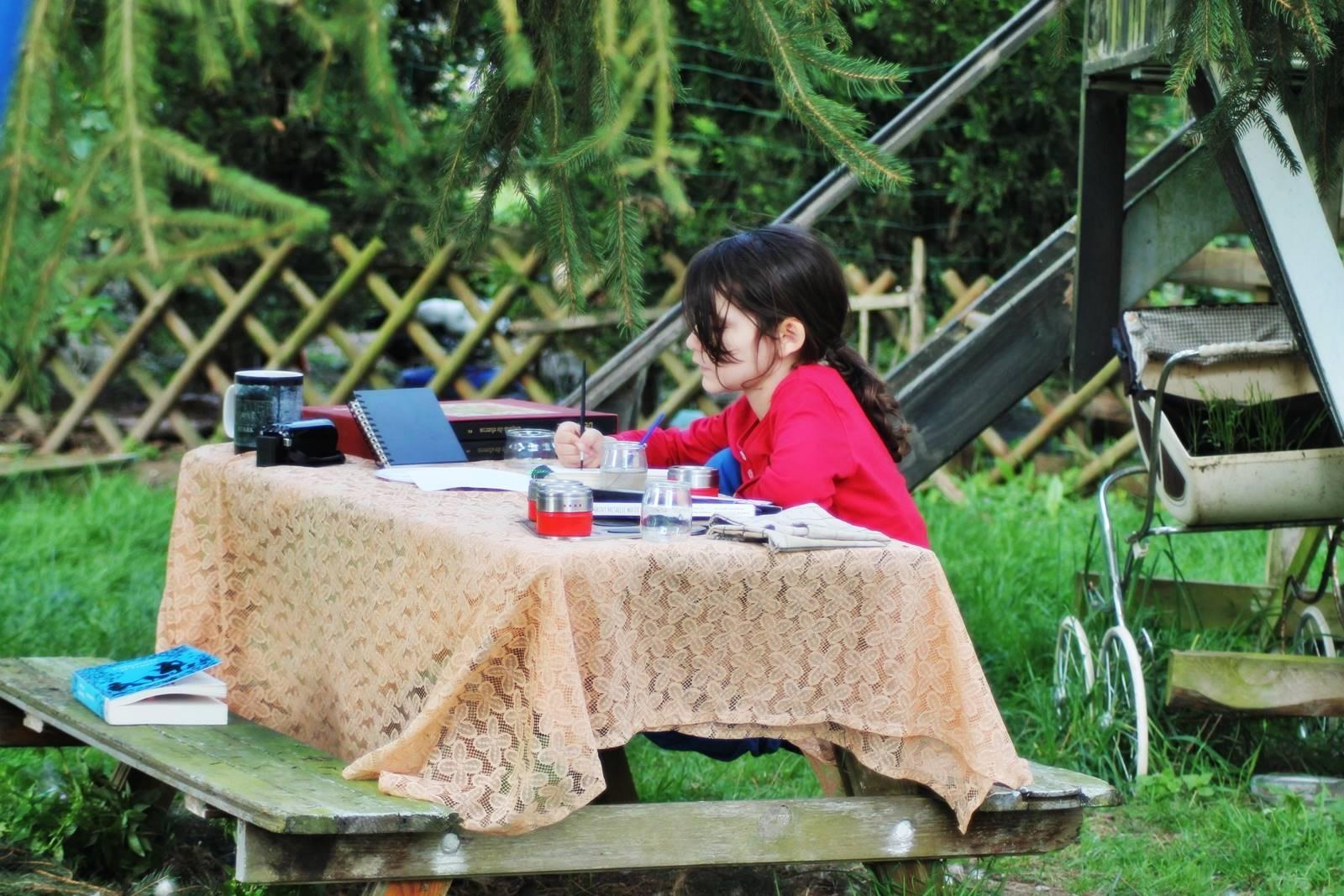 Recencement nature enfant jardinrecencement