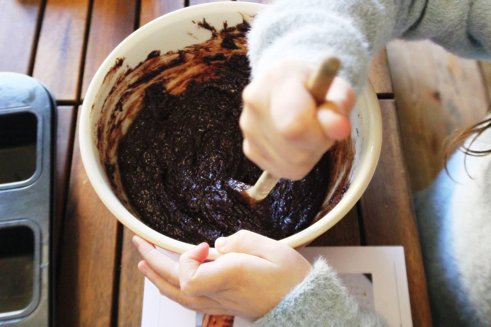 Recette fondant chocolat sans cuisson au speculoos hameaux bioimg 8468