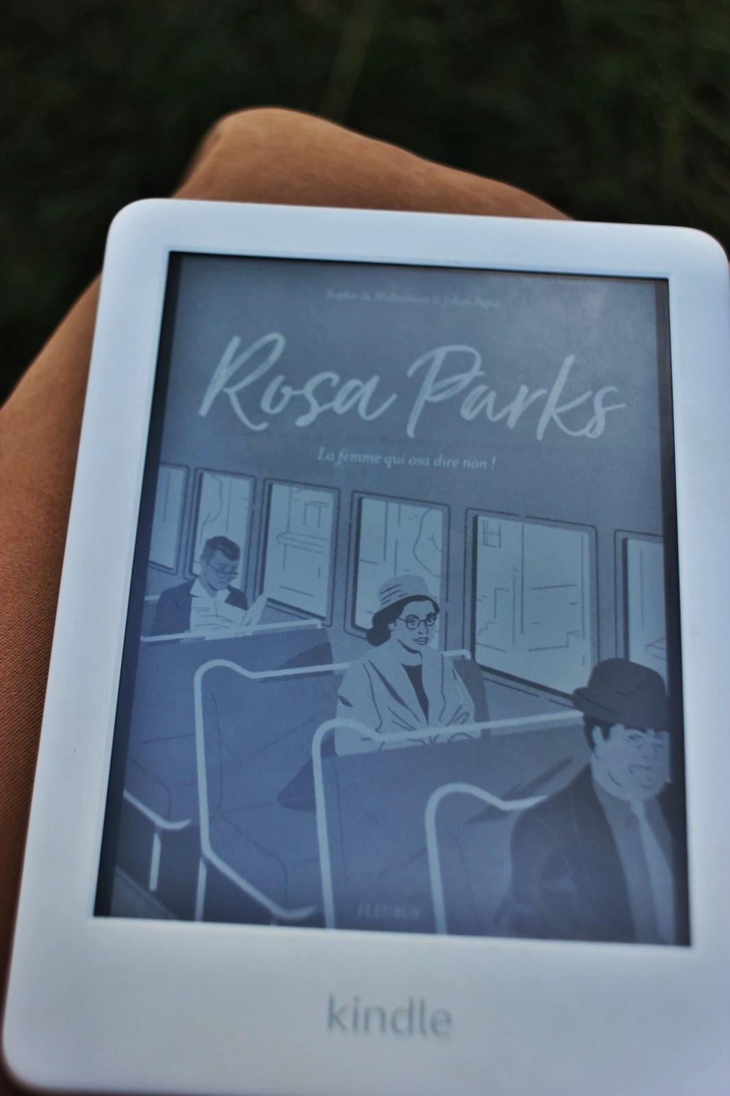 Rosa parks kindle