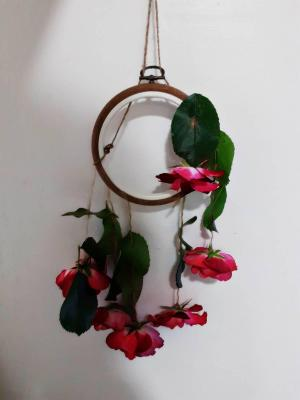 Roses diy mobile cadre photo blog20200526 130909