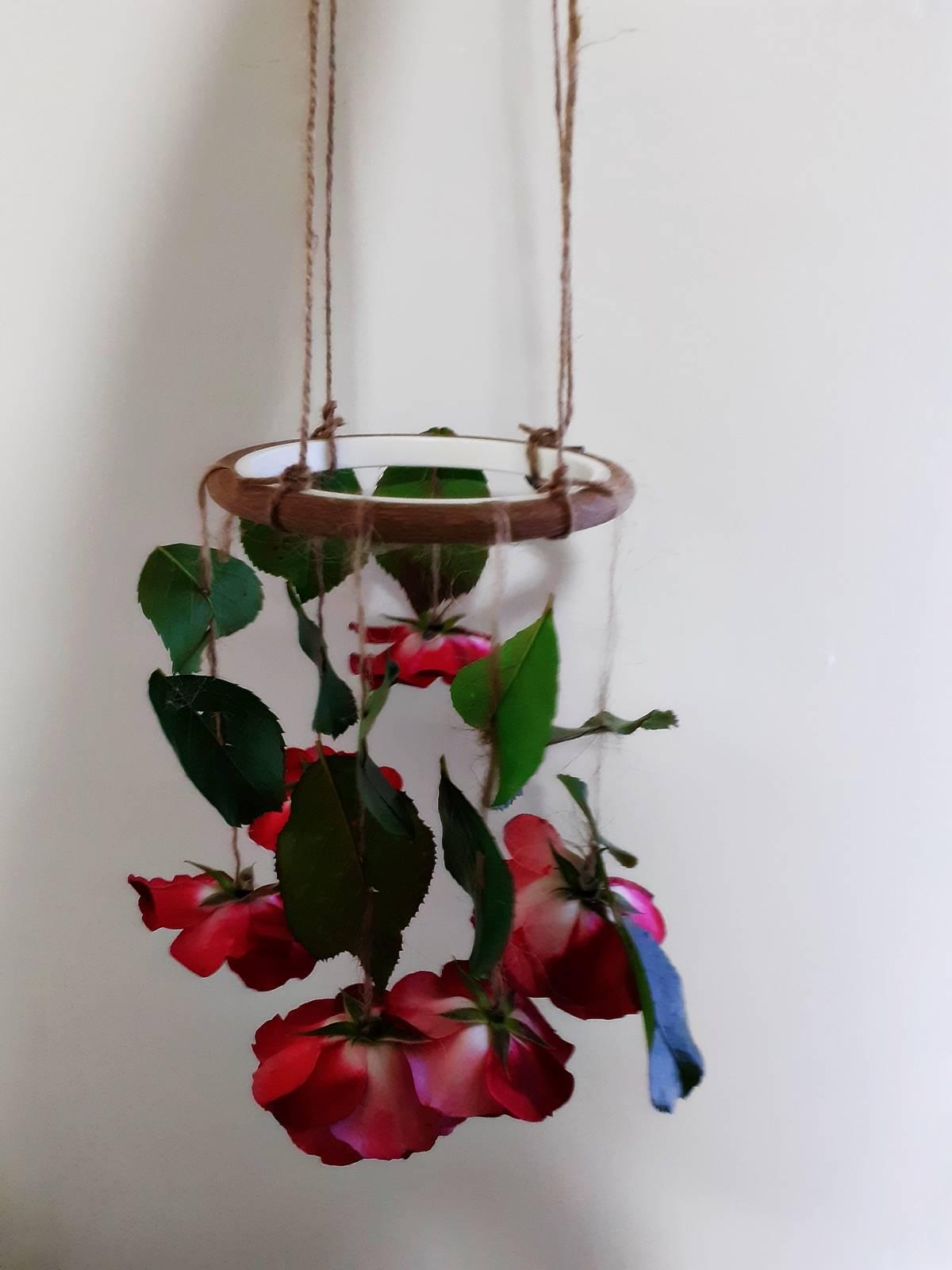 Roses diy mobile cadre photo blog20200526 131140