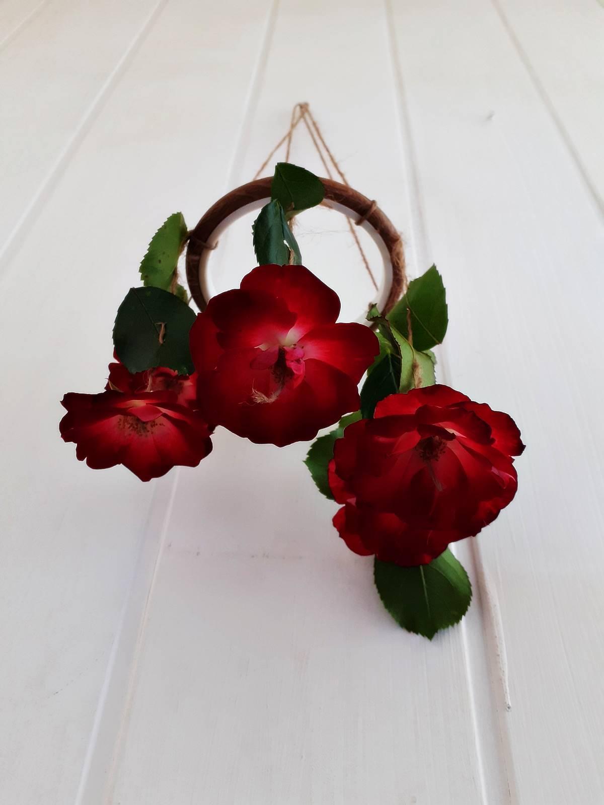 Roses diy mobile cadre photo blog20200526 131453
