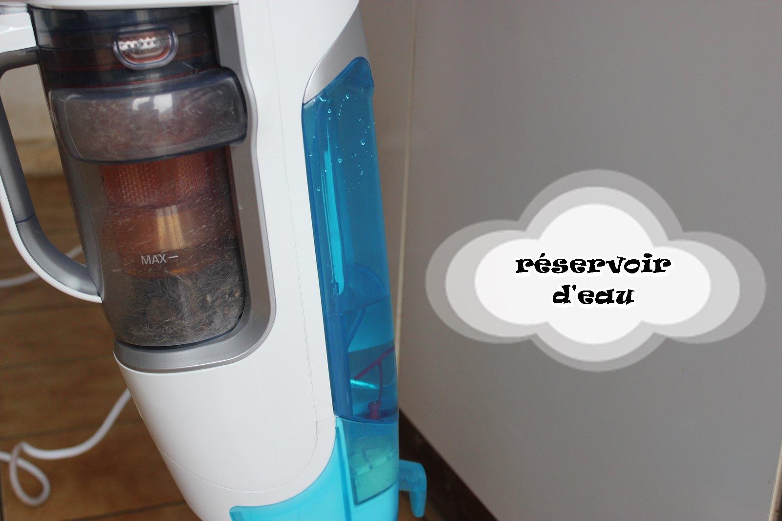 Rowenta clean steam aspirateur balai nettoyeur vapeur 6