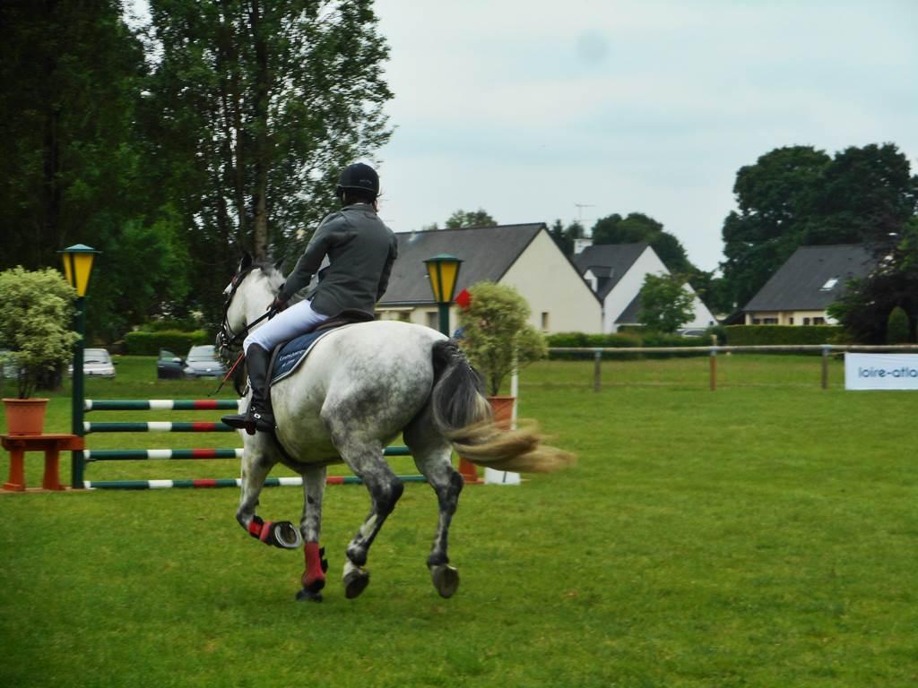 Saut a l obastacle equestre chateaubriant 6