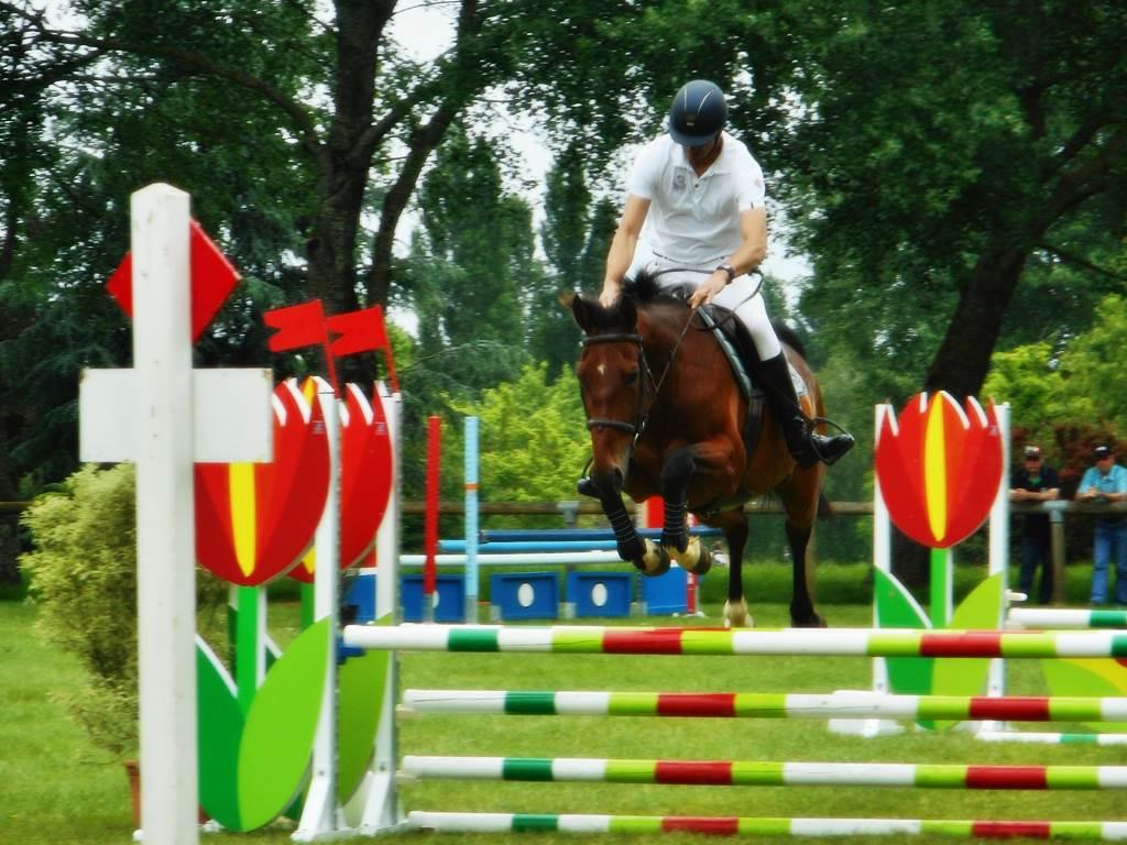 Saut a l obastacle equestre chateaubriant 7