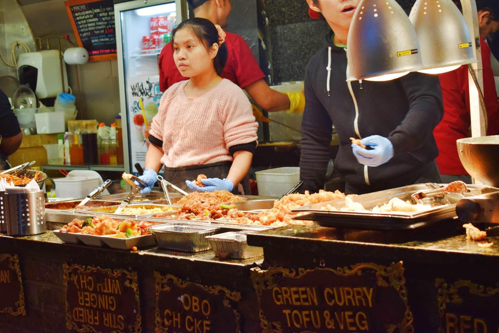 Thai food london londres
