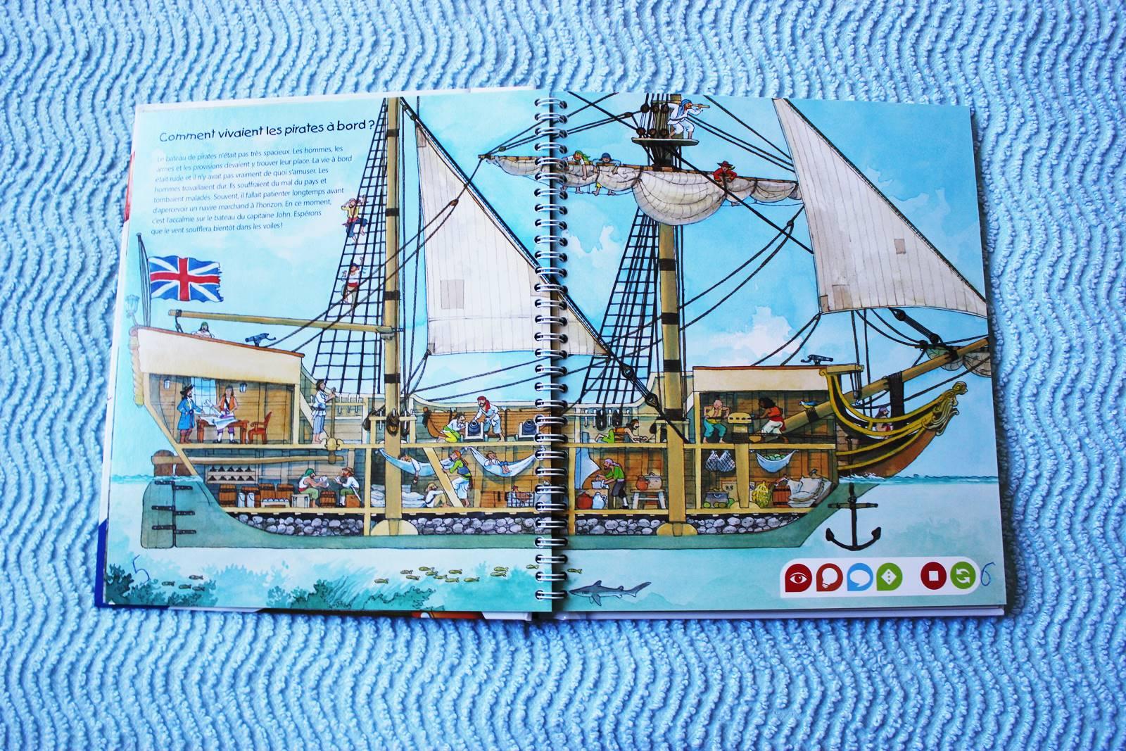 Tiptoi pirates 1