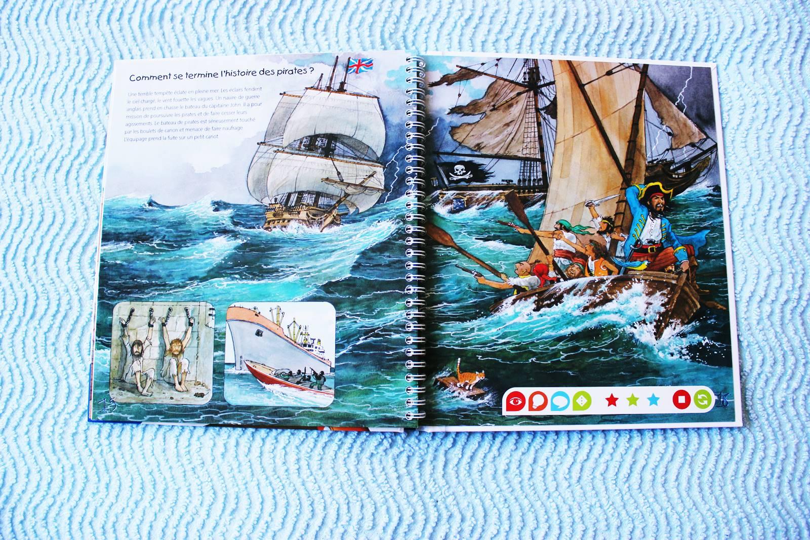 Tiptoi pirates 4