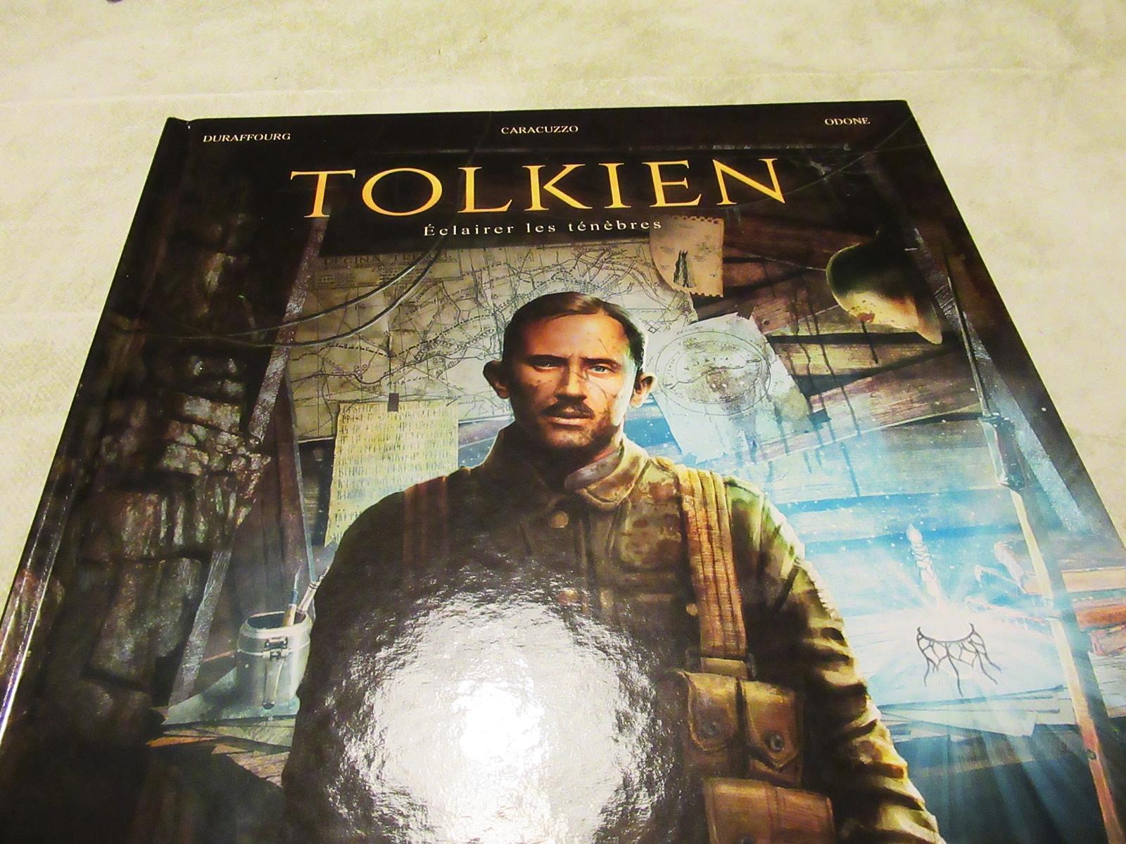 Tolkien eclairer les tenebres